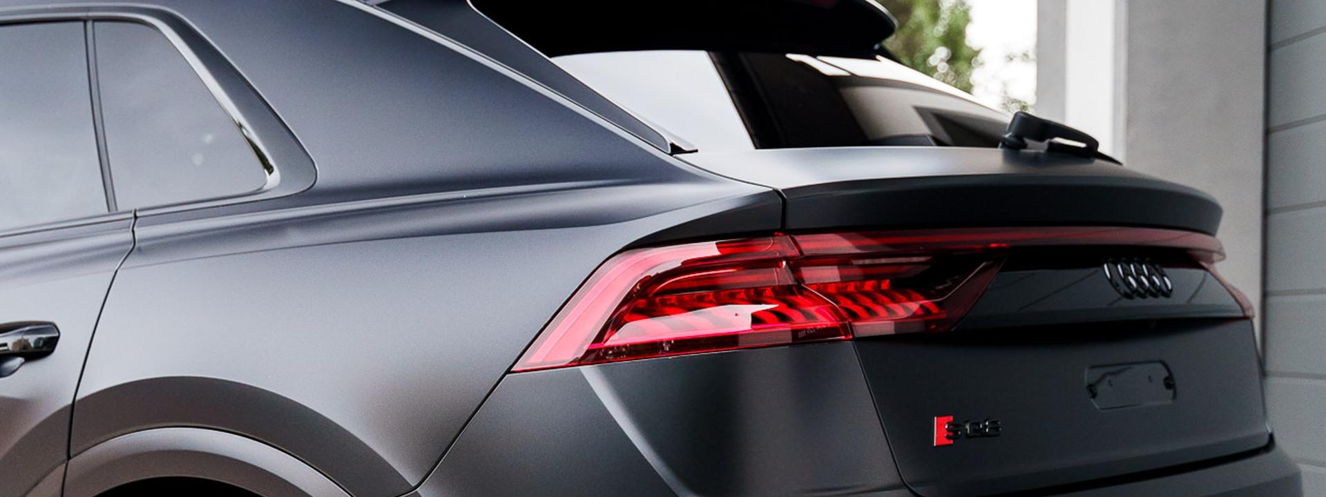 Audi SQ8 tył